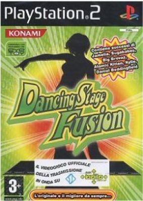 Copertina del gioco Dancing Stage Fusion per Playstation 2