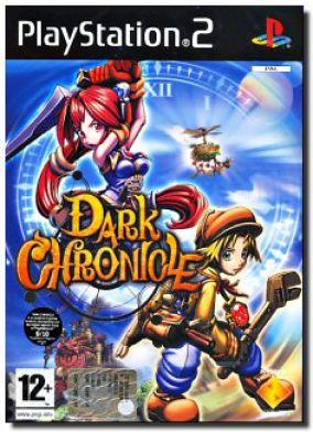 Immagine della copertina del gioco Dark Chronicle per Playstation 2