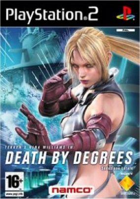 Immagine della copertina del gioco Death By Degrees per Playstation 2