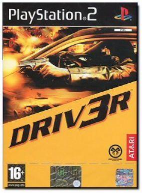 Immagine della copertina del gioco Driv3r per Playstation 2