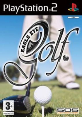 Copertina del gioco Eagle Eye Golf per Playstation 2