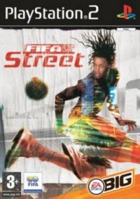 Immagine della copertina del gioco FIFA Street per Playstation 2
