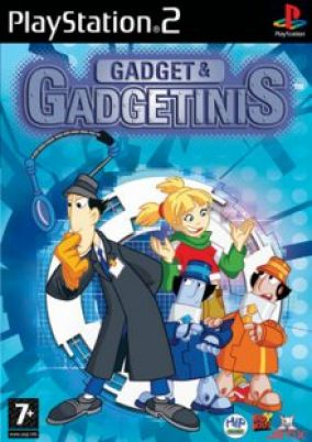 Copertina del gioco Gadget & The Gadgetinis per Playstation 2