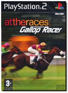 Copertina del gioco Gallop Racers: At The Races per Playstation 2