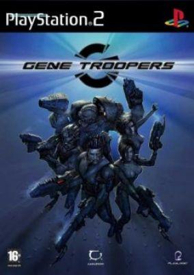 Copertina del gioco Gene Troopers per Playstation 2