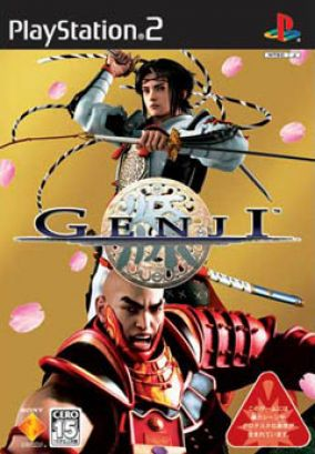 Copertina del gioco Genji: Dawn of the Samurai per Playstation 2