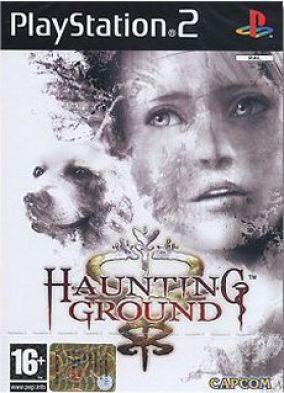Immagine della copertina del gioco Haunting Ground per Playstation 2