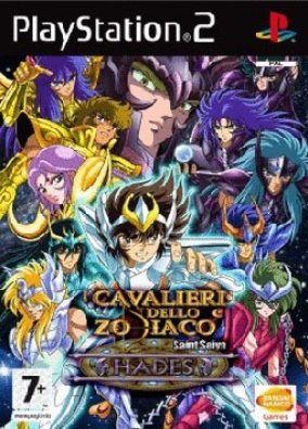 Copertina del gioco I Cavalieri dello Zodiaco: Hades per Playstation 2