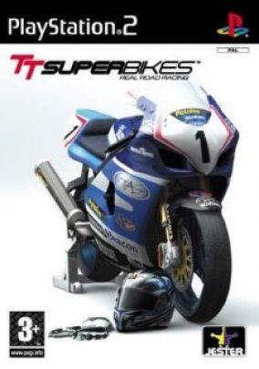 Immagine della copertina del gioco Isle of Man TT Superbikes per Playstation 2