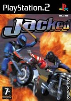Copertina del gioco Jacked per Playstation 2