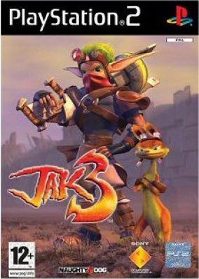 Copertina del gioco Jak 3 per Playstation 2