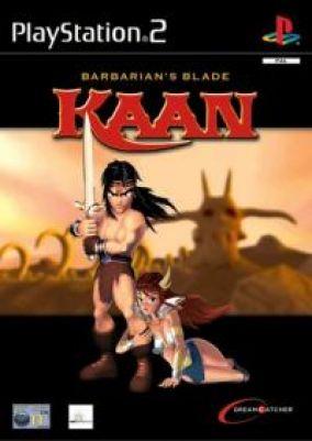 Copertina del gioco Kaan Barbarian 's Blade per Playstation 2