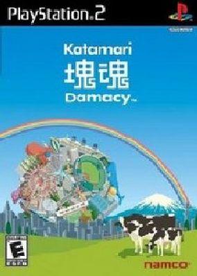 Copertina del gioco Katamary Damacy per Playstation 2