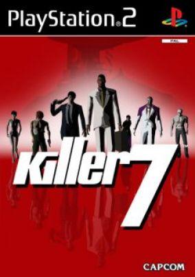 Copertina del gioco Killer 7 per Playstation 2