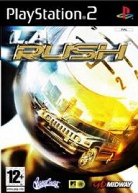 Copertina del gioco L.A. Rush per Playstation 2