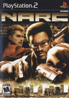 Copertina del gioco Narc per Playstation 2