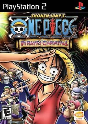 Copertina del gioco One Piece: Pirates Carnival per Playstation 2