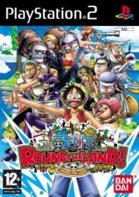 Copertina del gioco One Piece: Round the Land per Playstation 2