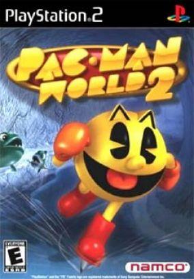 Copertina del gioco Pac-Man World 2 per Playstation 2