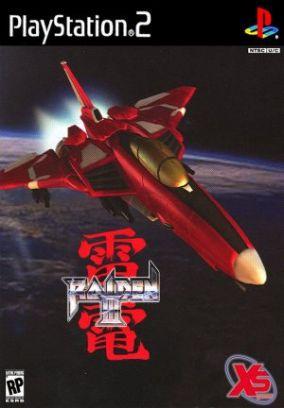 Copertina del gioco Raiden 3 per Playstation 2