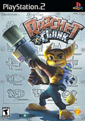 Copertina del gioco Ratchet & Clank per Playstation 2