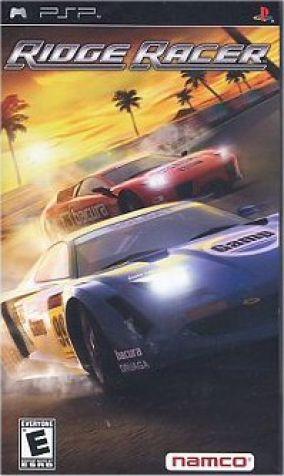 Immagine della copertina del gioco Ridge Racer per Playstation PSP