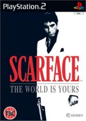 Immagine della copertina del gioco Scarface: The World is Yours per Playstation 2