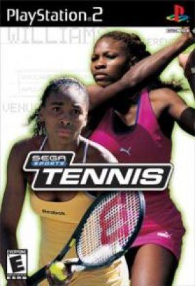 Immagine della copertina del gioco Sega sports tennis per Playstation 2