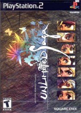 Copertina del gioco Unlimited Saga per Playstation 2