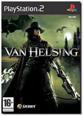 Copertina del gioco Van Helsing per Playstation 2