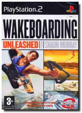 Copertina del gioco WakeBoarding Unleashed per Playstation 2