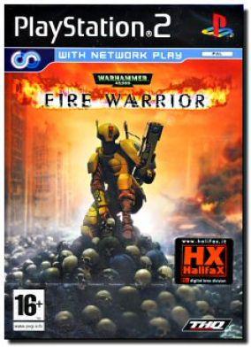 Copertina del gioco Warhammer 40.000: Fire Warrior per Playstation 2