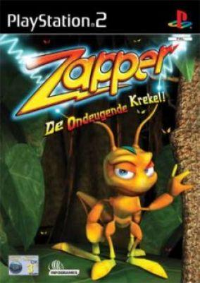 Copertina del gioco Zapper per Playstation 2