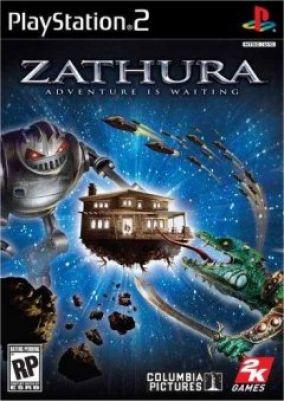 Copertina del gioco Zathura per Playstation 2