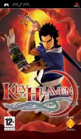 Copertina del gioco Key of Heaven per Playstation PSP