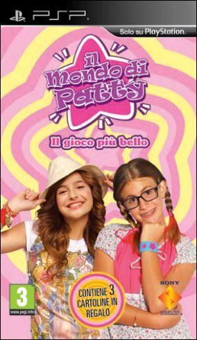 Immagine della copertina del gioco Il mondo di patty - Il gioco piu' bello per Playstation PSP