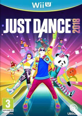 Copertina del gioco Just Dance 2018 per Nintendo Wii U