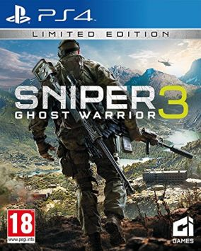 Copertina del gioco Sniper Ghost Warrior 3 per Playstation 4