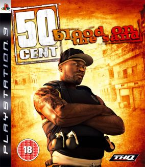 Copertina del gioco 50 Cent: Blood On The Sands per Playstation 3