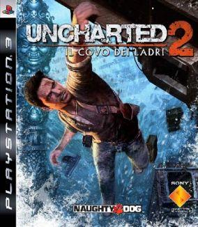 Copertina del gioco Uncharted 2: Il Covo dei Ladri per Playstation 3
