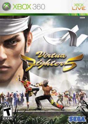 Copertina del gioco Virtua Fighter 5 per Xbox 360