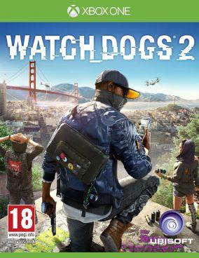 Immagine della copertina del gioco Watch Dogs 2 per Xbox One