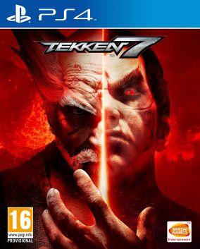 Immagine della copertina del gioco Tekken 7 per Playstation 4