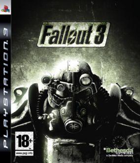 Immagine della copertina del gioco Fallout 3 per Playstation 3