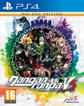 Immagine della copertina del gioco Danganronpa V3: Killing Harmony per Playstation 4