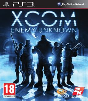 Copertina del gioco XCOM: Enemy Unknown per Playstation 3