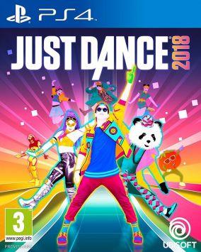 Immagine della copertina del gioco Just Dance 2018 per Playstation 4
