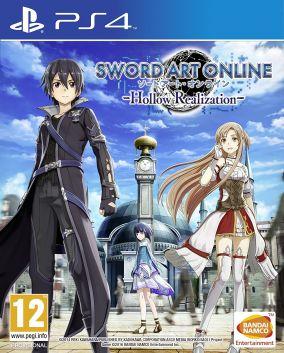 Immagine della copertina del gioco Sword Art Online: Hollow Realization per Playstation 4