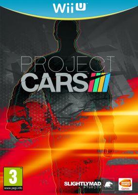 Immagine della copertina del gioco Project CARS per Nintendo Wii U
