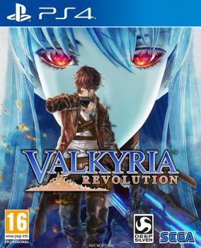 Copertina del gioco Valkyria Revolution per Playstation 4